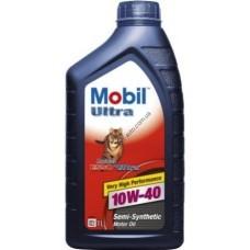 Масло моторное ULTRA 10W40, 1л, MOBIL, 152198
