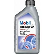 Трансмисионное масло Mobilube GX (1L +) SAE 80W-90 API GL-4