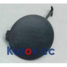 Заглушка буксировочного крюка Kia Rio 06-10 передняя (Mobis)
