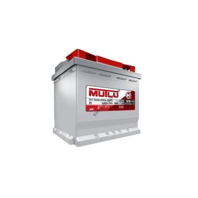 Акумуляторная батарея MUTLU EU 50 Ah 450A 207 х 175 х 190 - L1.50.042.B