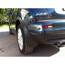 Брызговики задние для Nissan Juke 2010-2014 2шт (F38E0-1KA10) F38E0-1KA10
