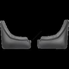 Брызговики задние для Audi Q3 (8U) (11-) комплект 2шт NPL-Br-05-60B