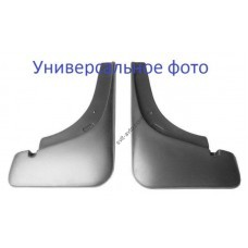 Брызговики передние для Mazda CX-9 (17-) комплект 2шт NPL-Br-55-72F