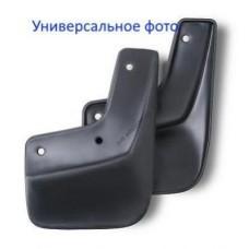 Брызговики передние для Mitsubishi ASX 062010-> кросс. комплект 2шт полиуретан FROSCH.35.25.F13
