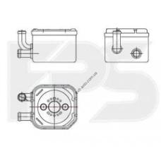Масляный радиатор для Audi / Skoda / VW (NRF) FP 12 B18