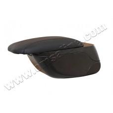 Подлокотник Citroen C-3 2011- /сдвижной,черный/