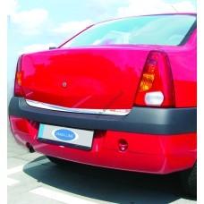 Dacia/Renault Logan (2005-2012) Кромка крышки багажника нижняя