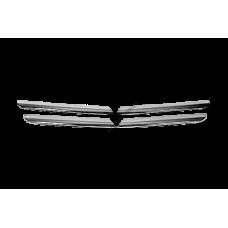 Dacia/Renault Dokker/Lodgy (2012-) Накладки на решетку радиатора 4шт