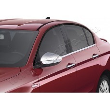 Fiat Tipo Sedan/HB (2016-) Молдинги стекол нижние