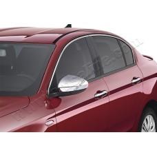 Fiat Tipo Sedan/HB (2016-) Верхние молдинги стекол