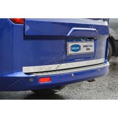Ford Transit Custom (2012-) Кромка крышки багажника нижняя - 2624054