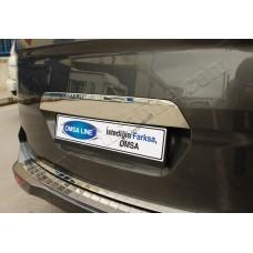 Ford Courier (2014-) Накладка над номером