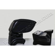 Подлокотник Hyundai Accent/Solaris 2010-2014 /сдвижной,черный/