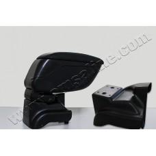 Подлокотник Mitsubishi Colt 2005- /сдвижной,черный/