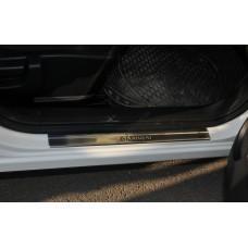 Nissan Qashqai (2007-2014,2014-) Дверные пороги 4шт
