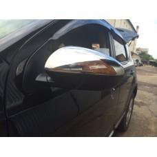 Nissan Qashqai (2007-2014) Накладки на зеркала 2шт