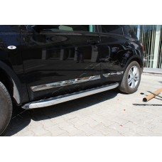 Nissan Qashqai (2007-2014) Молдинг дверной 4шт