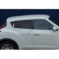 Nissan Juke (2010-) Дверные ручки 4-дверный
