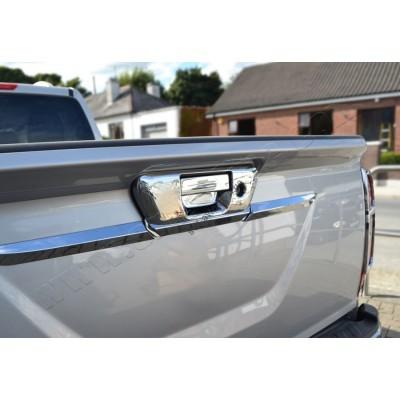 Nissan Navara (2016-) Накладка на заднюю ручку (без камеры) - 5026051