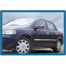 Opel Astra G (1998-2009) Молдинг дверной 4шт