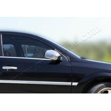 Opel Vectra C Sedan/SW (2002-2008) Накладки на зеркала 2шт