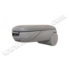 Подлокотник Opel Corsa D 2007- /серый/