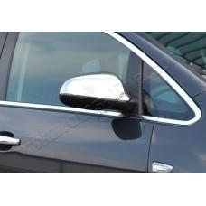 Opel Astra J 5D/3D/SW (2010-) Накладки на зеркала 2шт