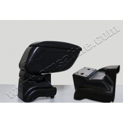 Подлокотник Peugeot 206 1998-2012 /сдвижной,черный/ - 5702609