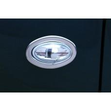 Peugeot 407 Sedan/SW/COUPE (2004-2010) Окантовка повторителей поворота 2шт