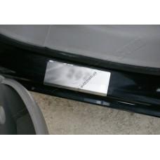 Peugeot 207 (2006-2012) Дверные пороги 4шт
