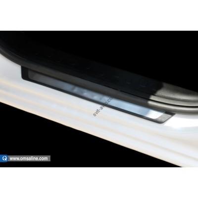 Peugeot 301 (2012-) Дверные пороги 4шт - 5715091