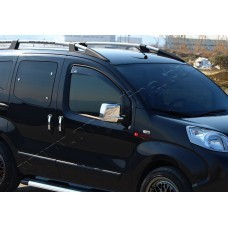 Fiat Fiorino/Citroen Nemo/Peugeot Bipper (2007-) Накладки на зеркала 2шт