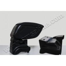 Подлокотник Renault CLIO III 2006-2011 /сдвижной,черный/