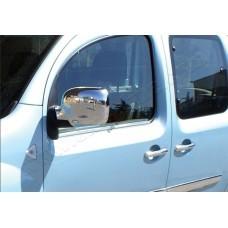 Renault Kangoo (1998-2007) Молдинги стекол нижние 2шт