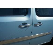 Renault Kangoo (2008-)/Mercedes Citan (2012-) Дверные ручки 3-дверный