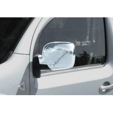 Renault Kangoo (2008-2013) Накладки на зеркала (Abs-хром.) 2шт