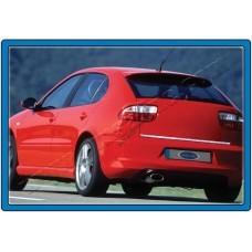 Seat Leon 5D (2005-2012) Кромка крышки багажника нижняя