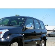 Toyota Land Cruiser Prado 120/Lexus GX 470 (2003-2009) Накладки на зеркала 2шт