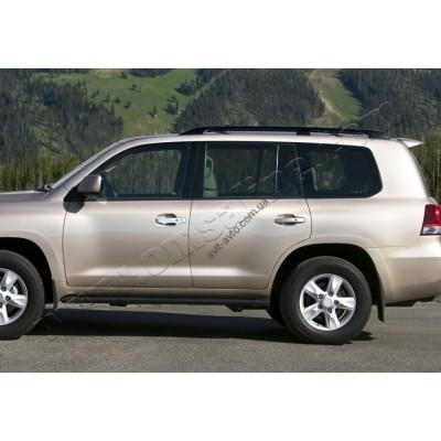 Toyota Land Cruiser 200/LX570 (2008-) Дверные ручки 4-дверный - 7014041
