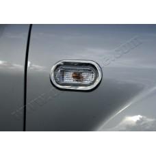 Volkswagen T5 (2010-)/Caddy (2004-) Окантовка повторителей поворота 2шт
