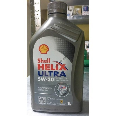 Масло моторное Shell Helix Ultra 5W30 , 1л, SHELL, 600027237 - 600027237