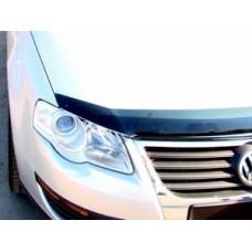 Дефлектор капота (мухобойка) Volkswagen PASSAT B6 2006-2010