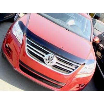 Дефлектор капота (мухобойка) Volkswagen TIGUAN 2008- - NLD.SVOTIG0812