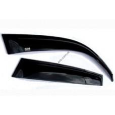 Дефлекторы окон (ветровики) Lexus RX 15-