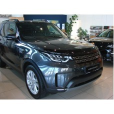 Дефлектор капота (мухобойка) LAND ROVER Discovery 2017-