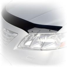 Дефлектор капота (мухобойка) Subaru Legacy/B4/Outback 2006-2009,темный