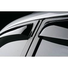 Дефлекторы окон (ветровики) Volkswagen TIGUAN 2016-