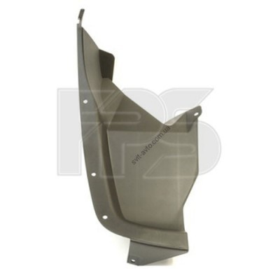 Подкрылок задний левый Chevrolet Lacetti SDN (Tempest) - 0160111385