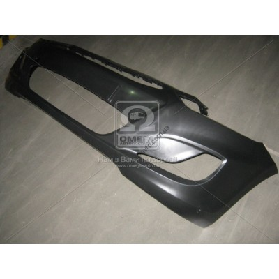 Передний бампер Hyundai Accent 11-16 (Tempest) - 027 0741 901C