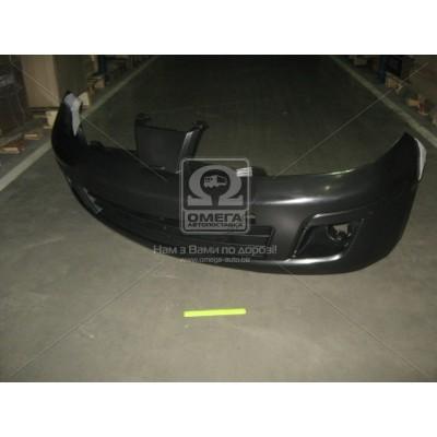 Передний бампер Nissan Tiida 05- (Tempest) - 0370399900